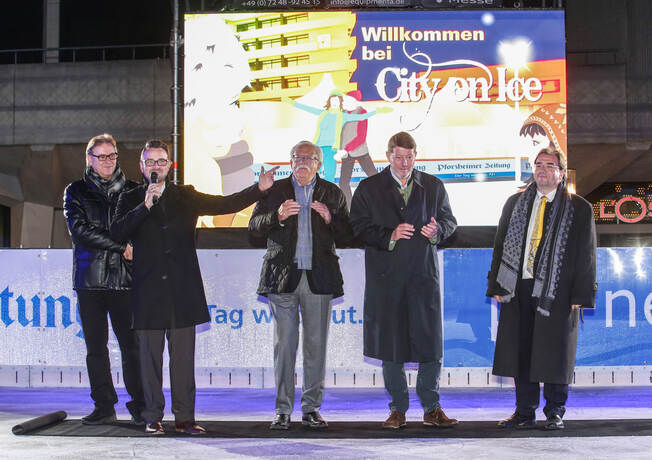 City on Ice Eröffnung 25