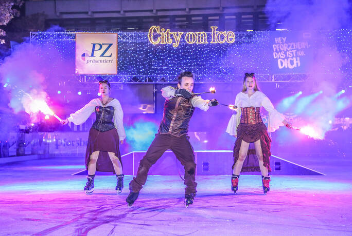 City on Ice Eröffnung 52