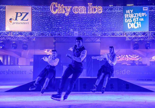 City on Ice Eröffnung 55