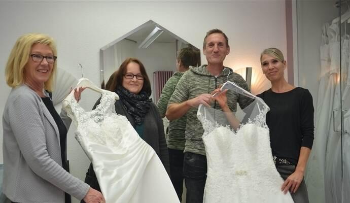Sailer Wedding Day In Maulbronn Brautmode Fur Jeden Geschmack