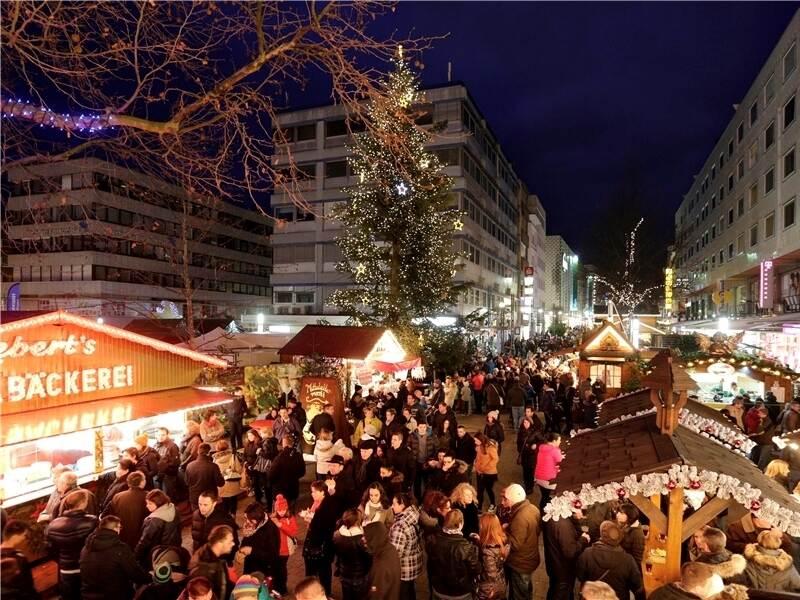 Pforzheimer Weihnachtsmarkt