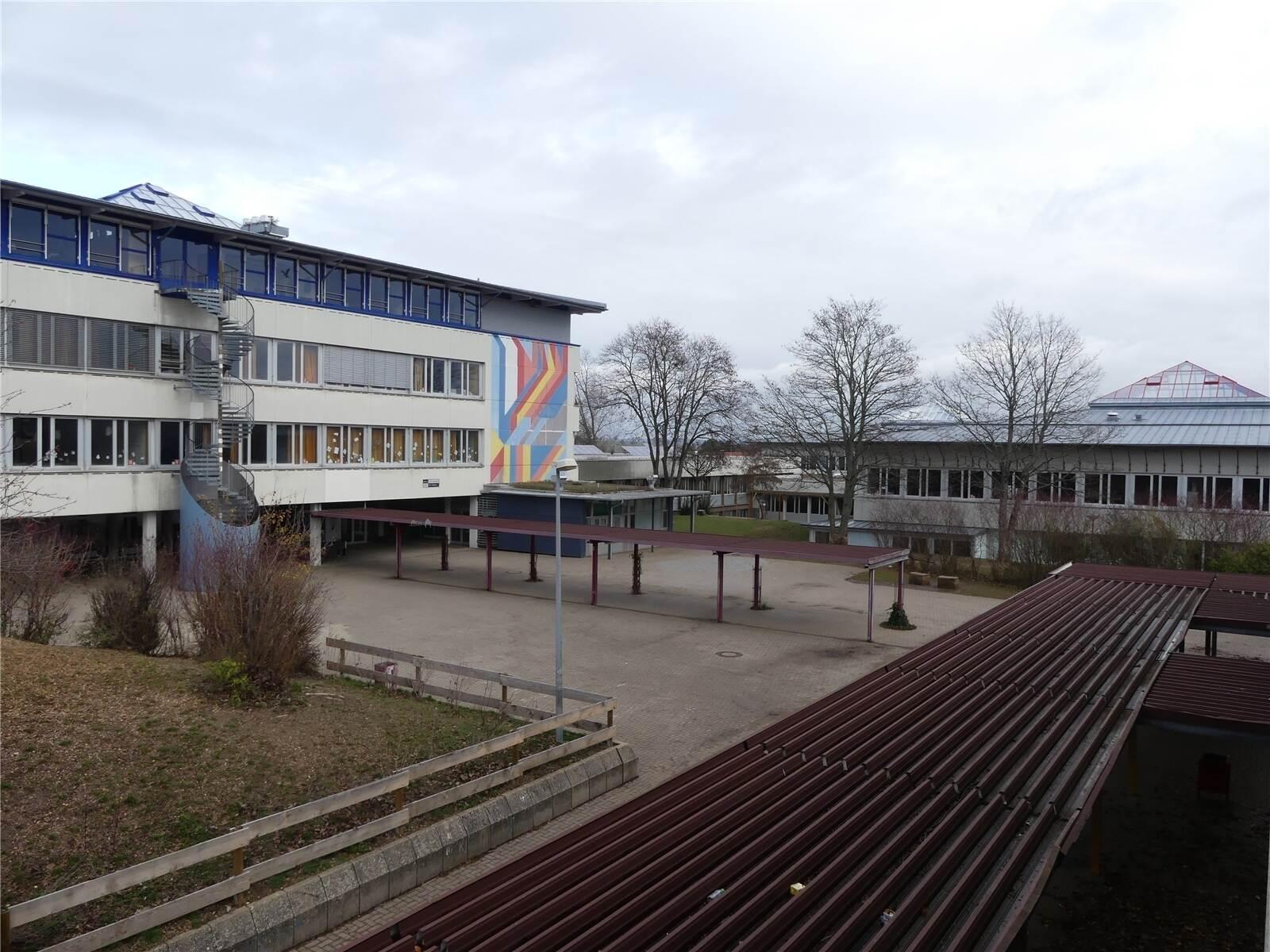 Schulzentrum Langensteinbach