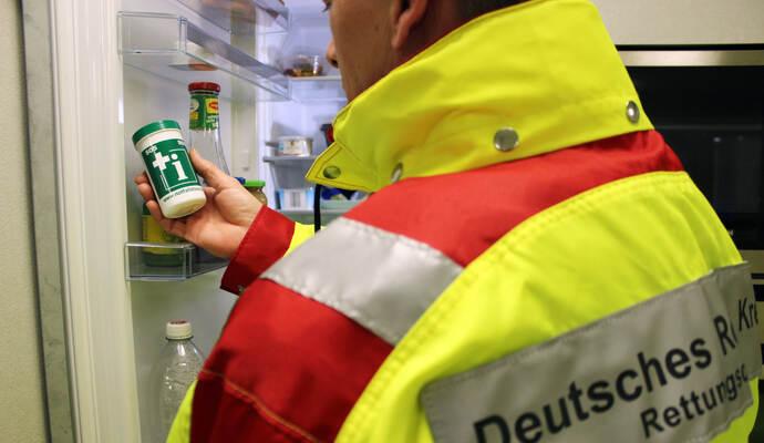 Kleiner Kühlschrank Für Medikamente : Neues angebot des drk: ein kleiner lebensretter im kühlschrank soll