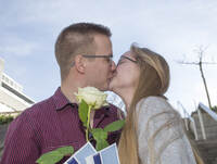 Was einen Kerl zu bekommen u gerade begann Dating fГјr Valentinstag