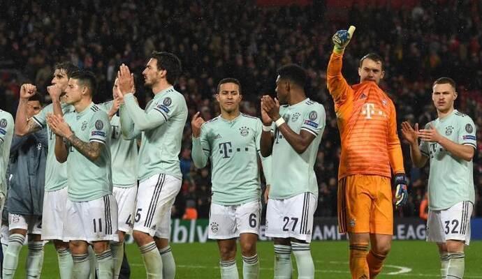 Bayern Liverpool Detail: «Tür Ist Auf»: Bayern-Remis In Liverpool Als Signal