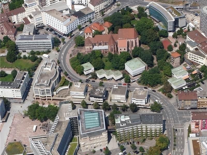 Innenstadt Pforzheim