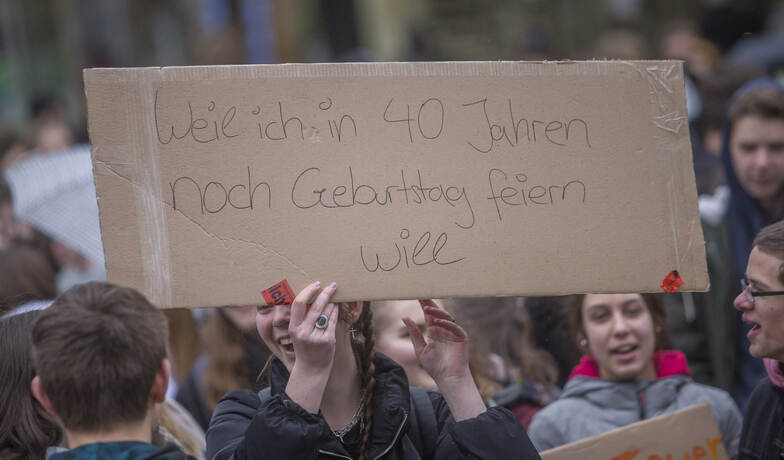 Schülerdemo Fridays for Future 33