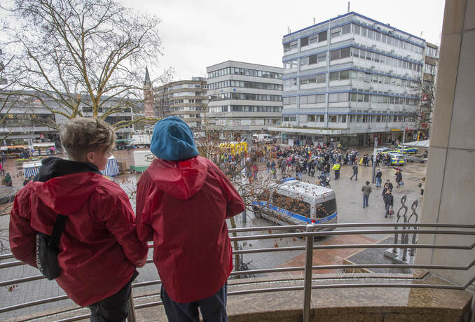 Schülerdemo Fridays for Future 03