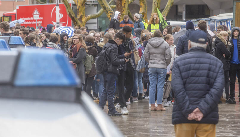 Schülerdemo Fridays for Future 04