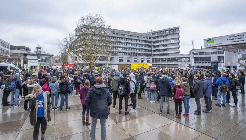 Schülerdemo Fridays for Future 17