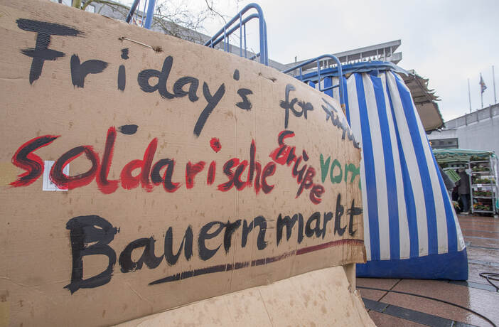 Schülerdemo Fridays for Future 40