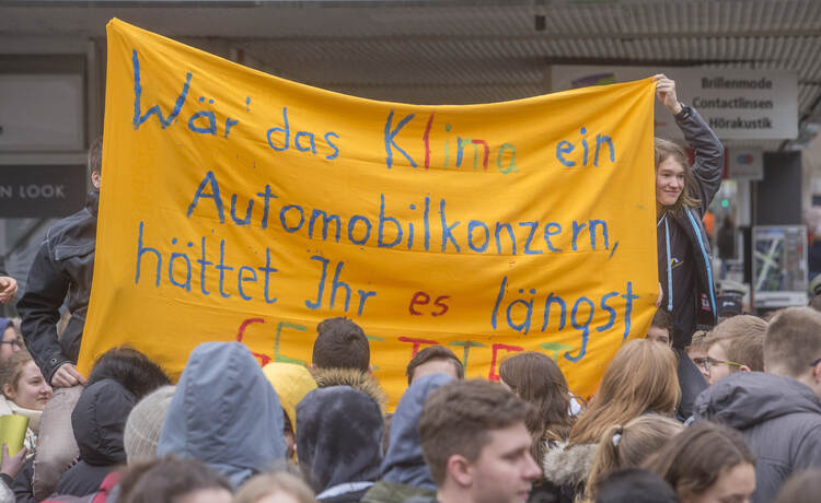 Schülerdemo Fridays for Future 41
