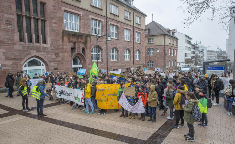 Schülerdemo Fridays for Future 64
