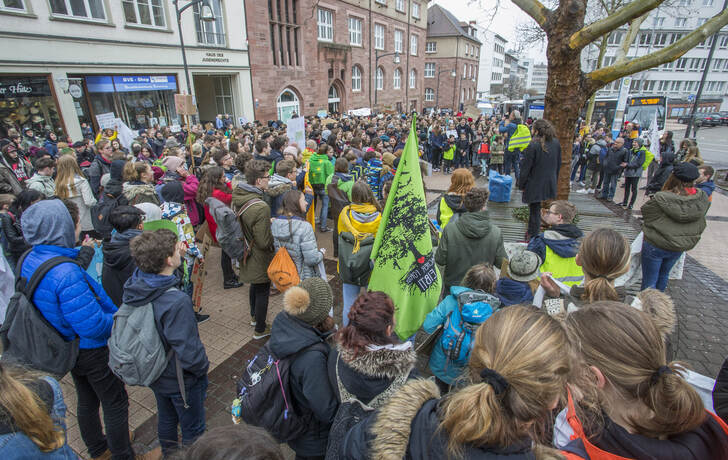 Schülerdemo Fridays for Future 66