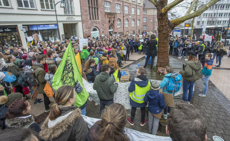 Schülerdemo Fridays for Future 67