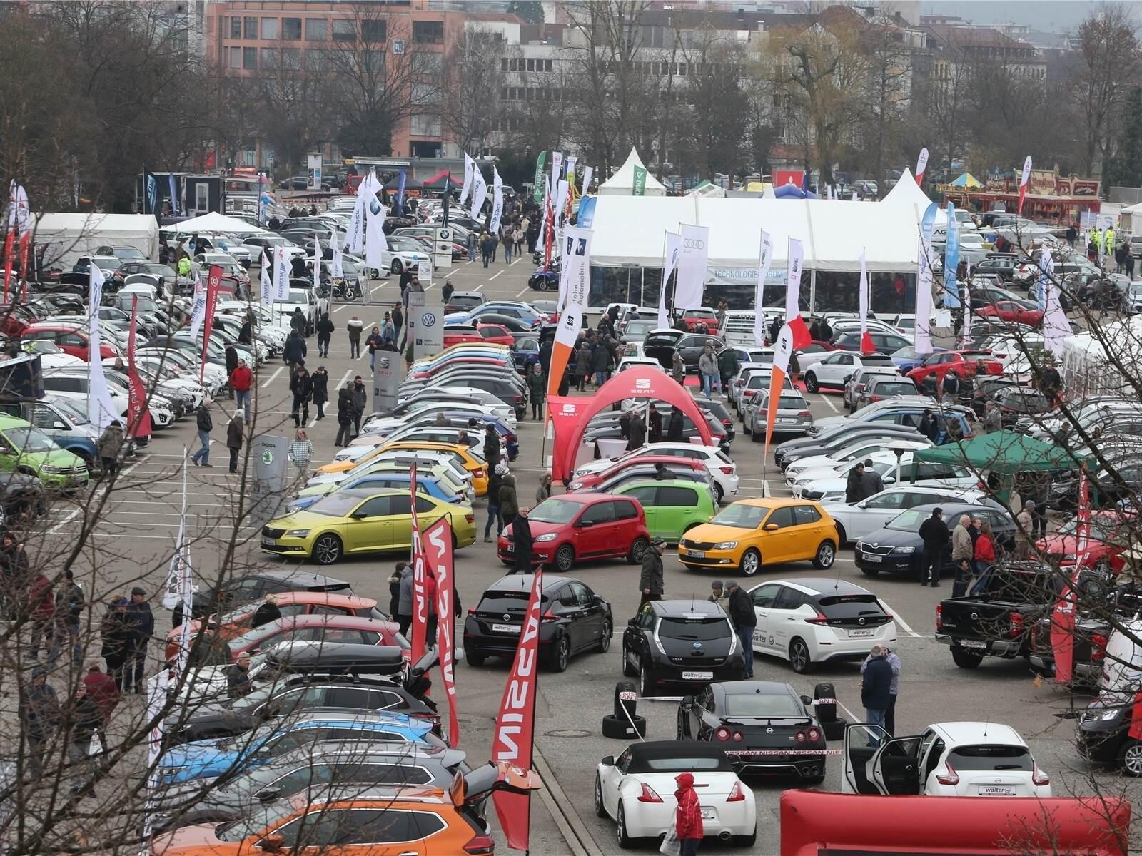 Automarkt Pforzheim