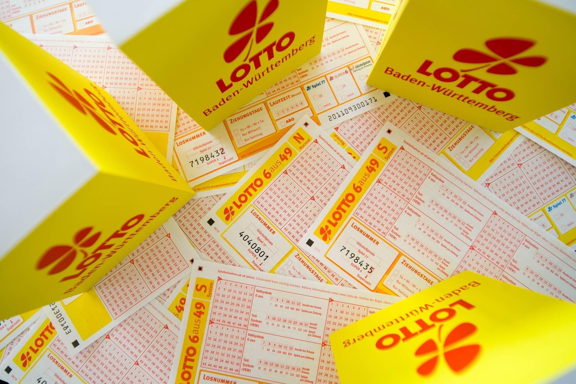Lotto Sechser Fast 400 000 Euro Fur Tipper Aus Muhlacker