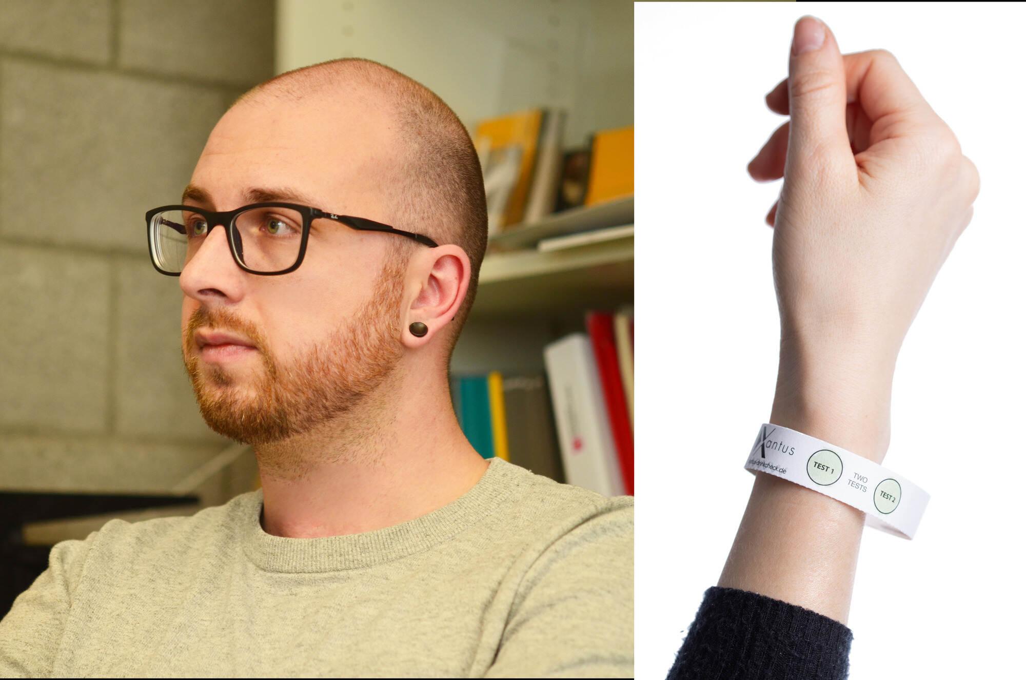 armband gegen ko tropfen