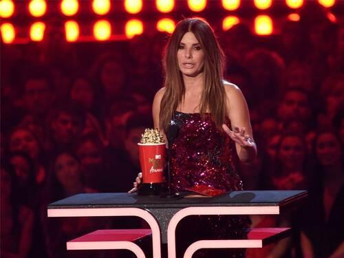 Stars als Vorbilder bei MTV Filmpreisen geehrt - Kultur