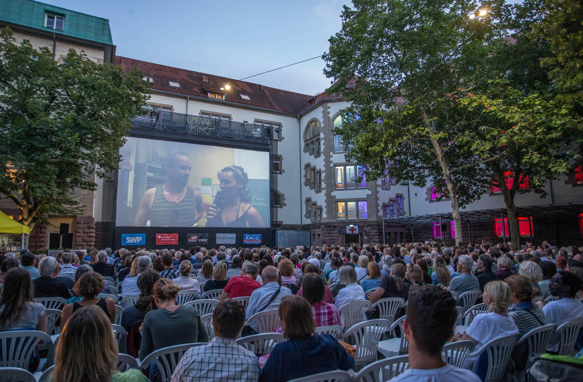 Open Air Kino Osterfeld