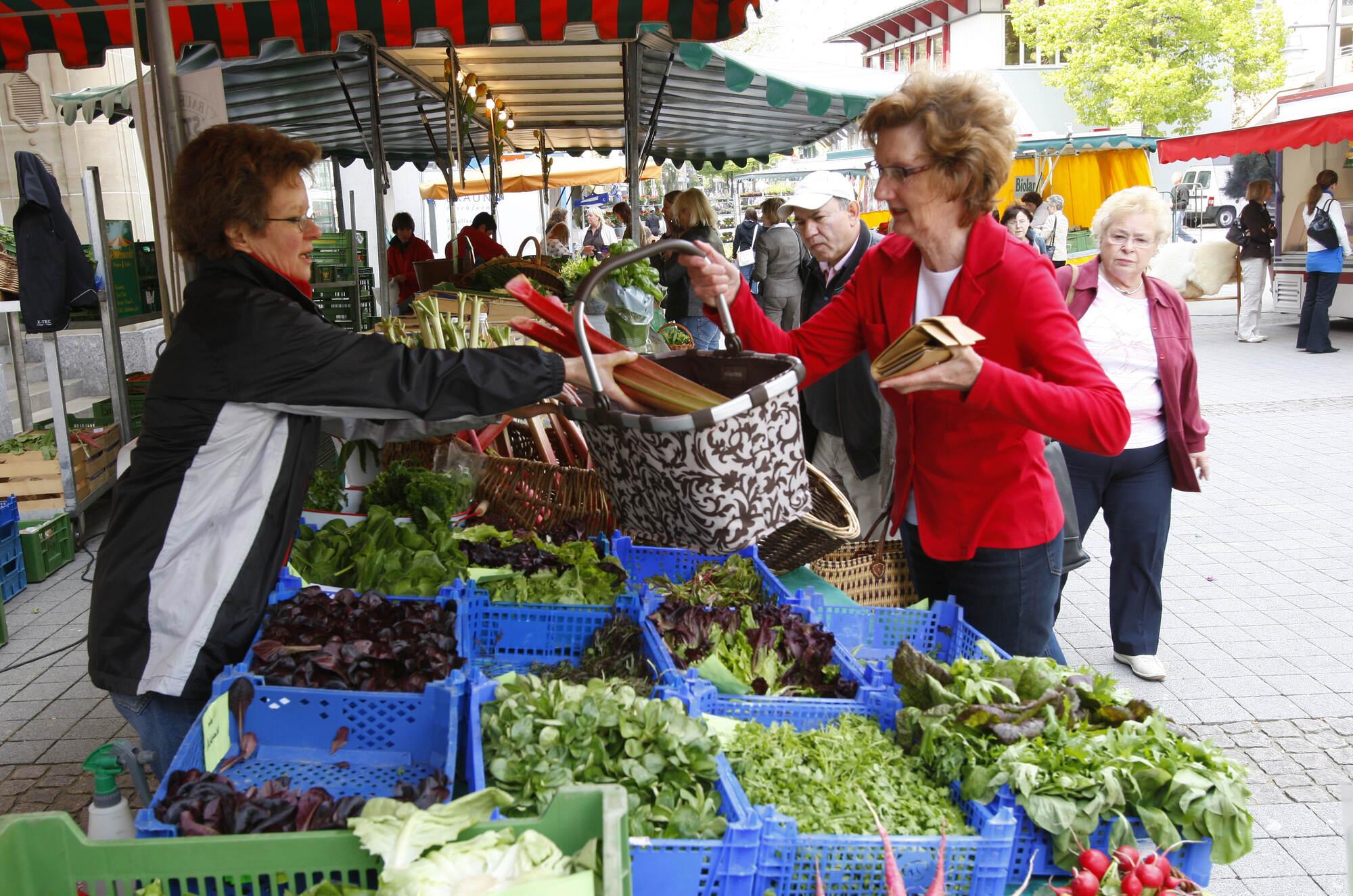 Bauernmarkt Pforzheim