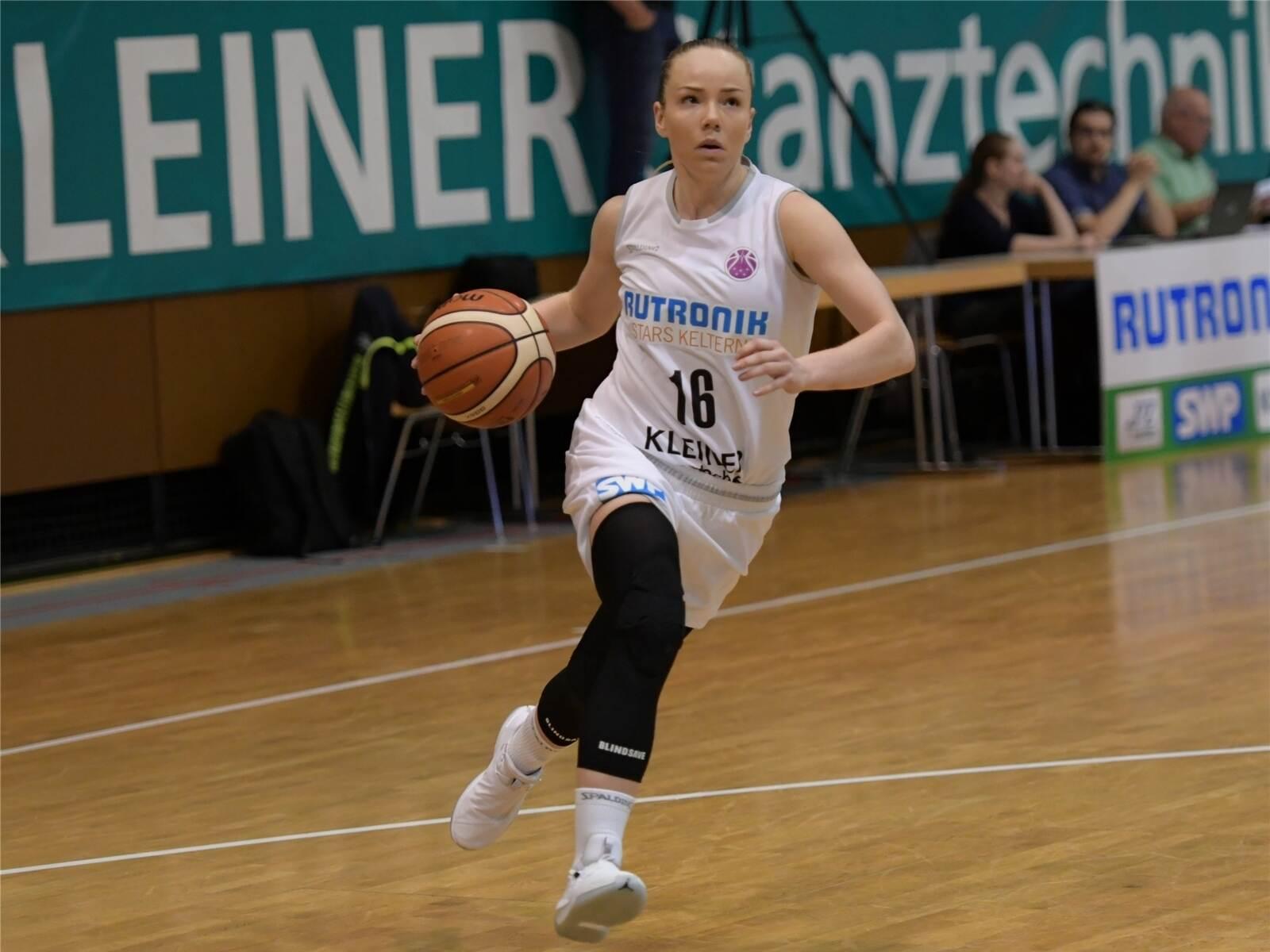 In Ungarn wartet eine schwere Aufgabe auf die Rutronik Stars Keltern - Sport - Pforzheimer-Zeitung - Pforzheimer Zeitung