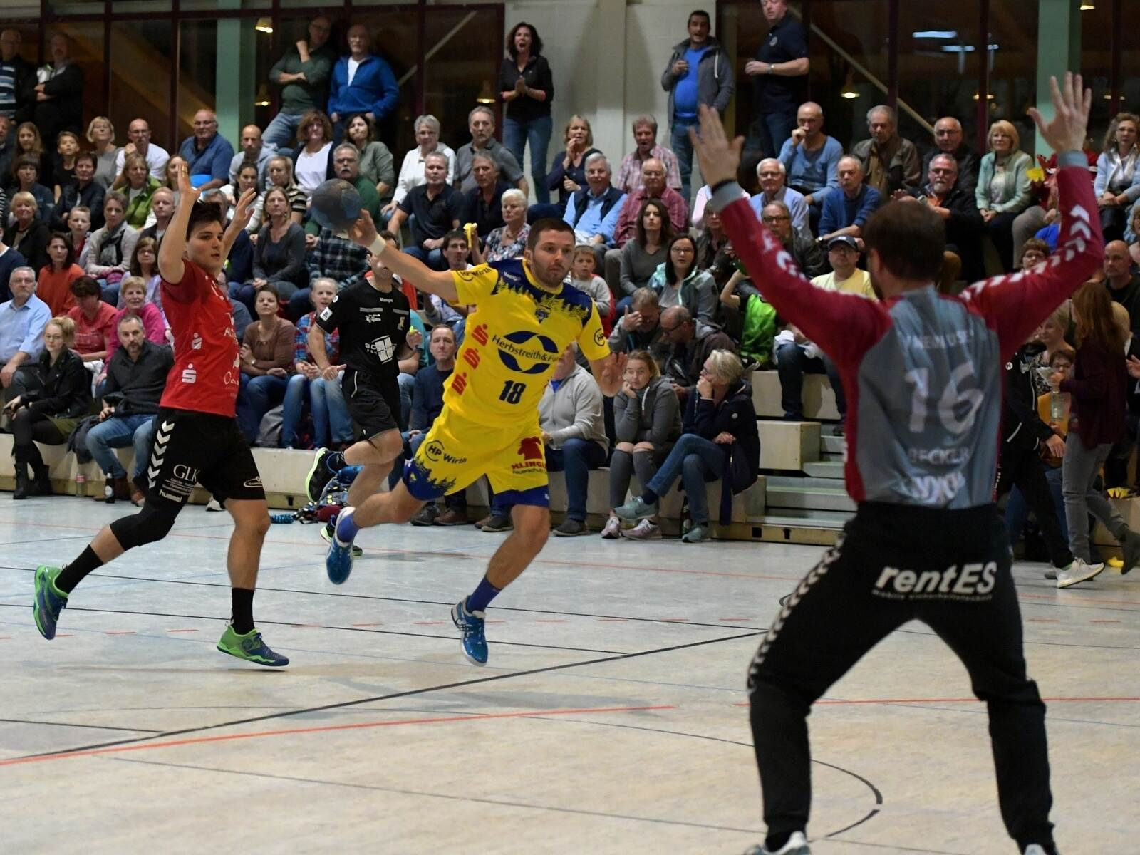 Handball-Oberliga: Neuenbürger trumpfen auswärts erneut auf - Sport - Pforzheimer-Zeitung - Pforzheimer Zeitung