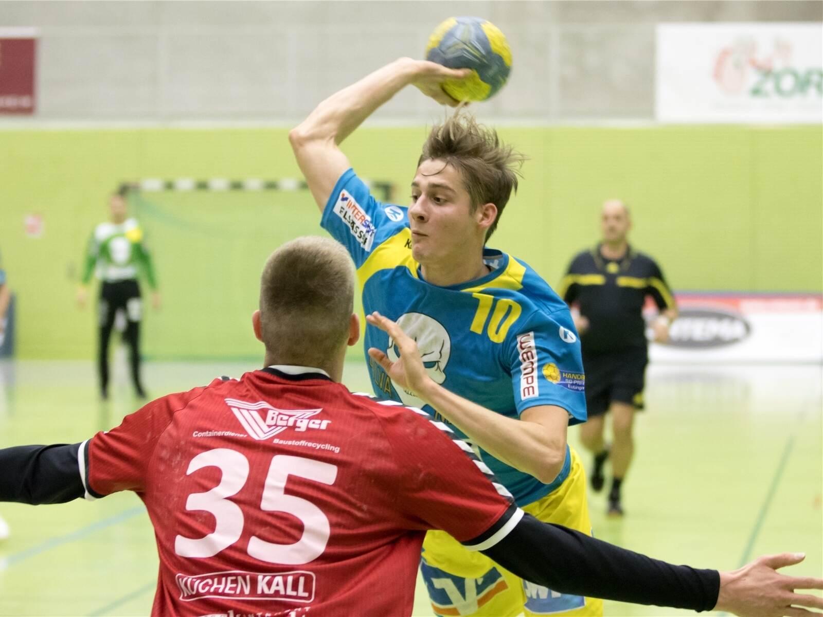 Handball: Heimstarke SG-Reserve, TGS II und Ispringen auswärts chancenlos - Sport - Pforzheimer-Zeitung - Pforzheimer Zeitung