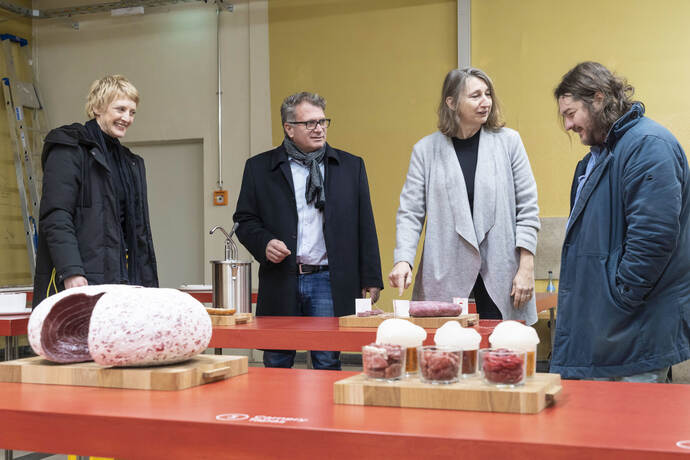 Ausstellung Meat the Future 15