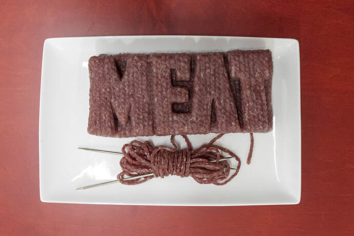 Ausstellung Meat the Future 02