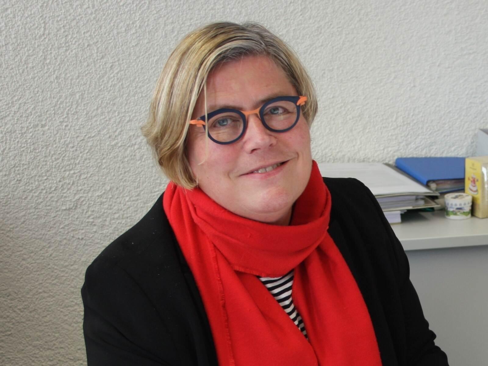 Amtsleiterin Johanna Bächle lobt tollen Einsatz der Mühlacker...