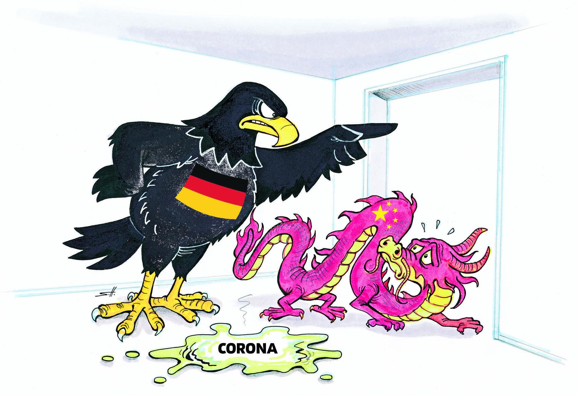 Coronavirus: Angst und Diskriminierung - Schwere Anfeindungen ...