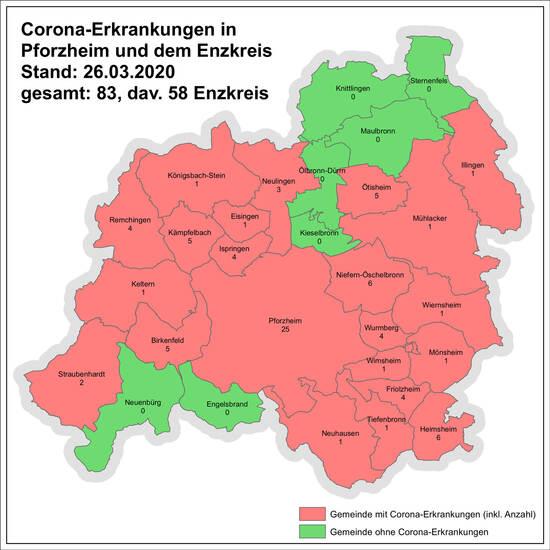 Corona Im Landkreis Karlsruhe