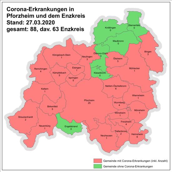 Corona Karte Baden Württemberg Landkreise
