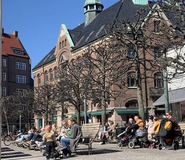 Corona Situation In Schweden