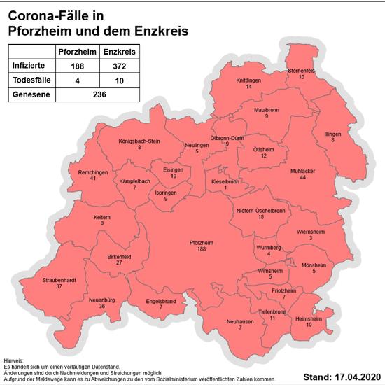 Corona Zahlen Kreis Karlsruhe