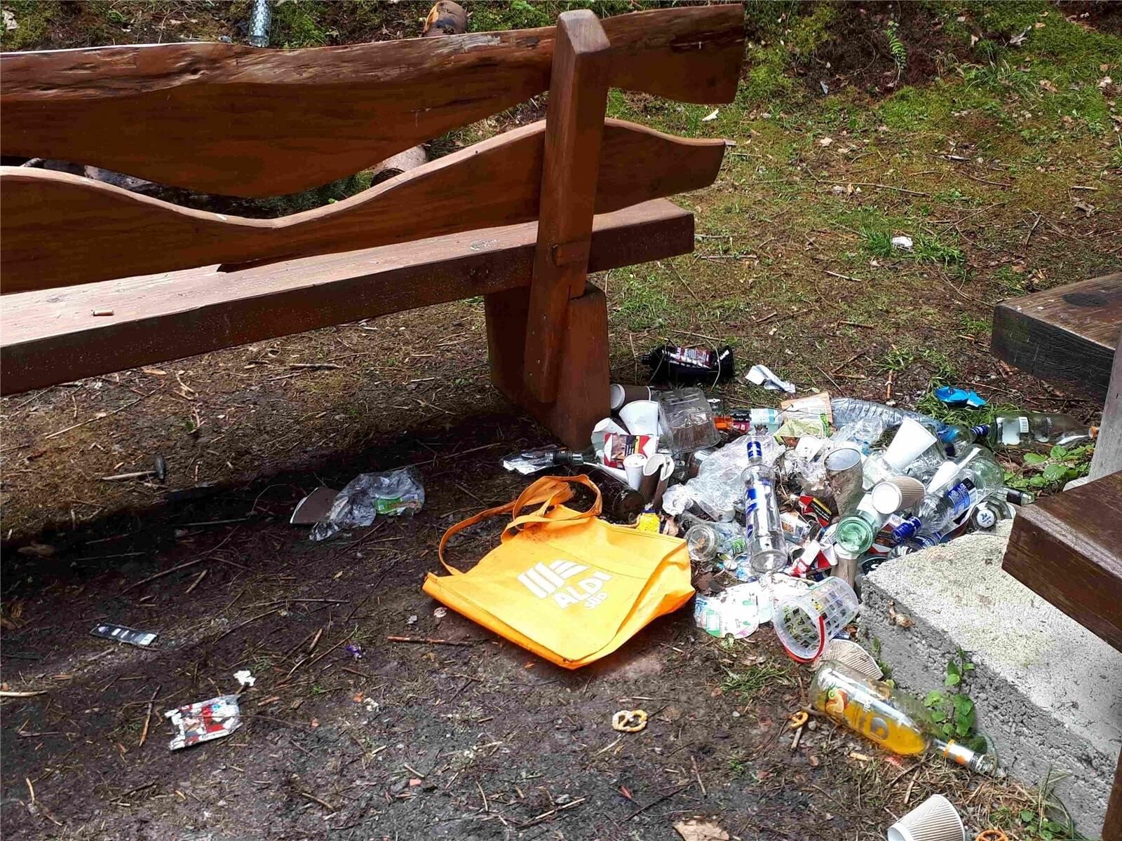 Pforzheim Müll