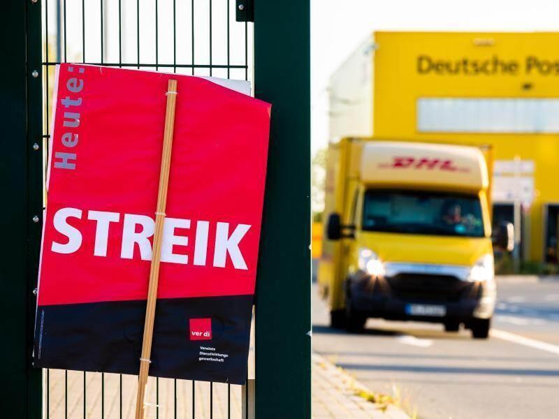 verdi post streik