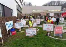 Streik Pforzheim