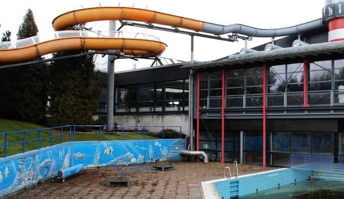 Schwimmbad Oberderdingen