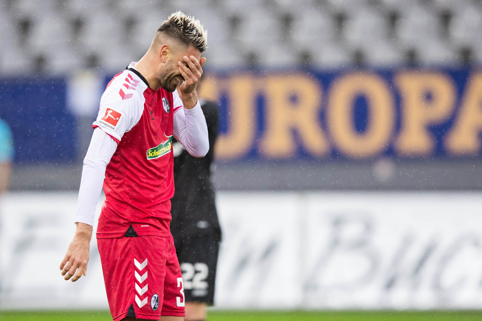Vincenzo Grifo verliert Torwandschießen im ZDF: Kein Treffer im