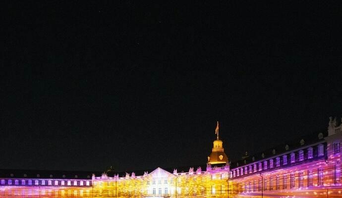 Schlosslichtspiele in Karlsruhe sind zurück: Am 18. August geht's los
