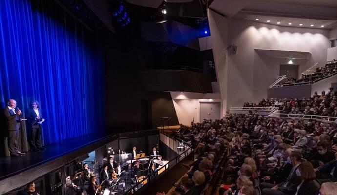 """Endlich wieder Theater: So lief die Eröffnungspremiere von """"Don Giovanni"""" in Pforzheim"""