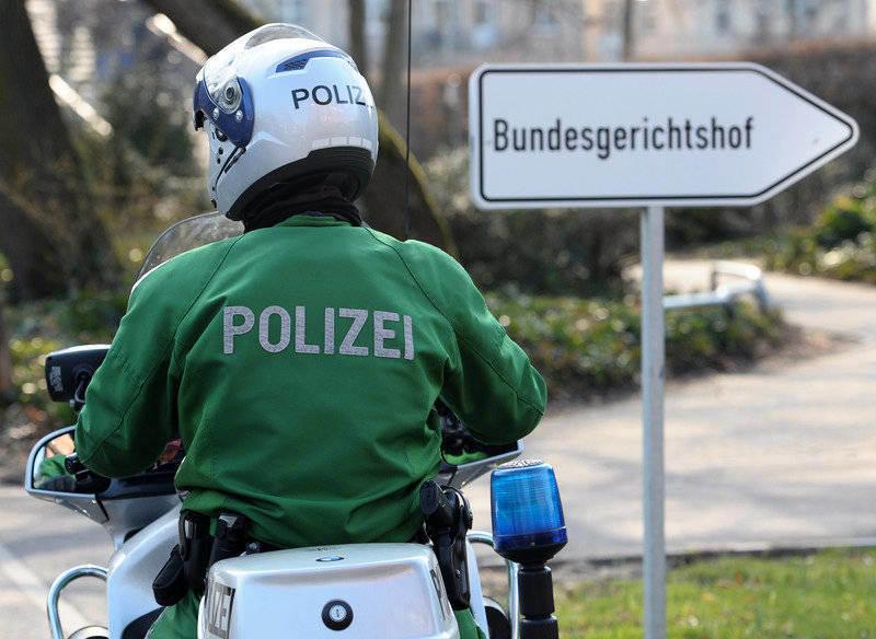 Karlsruher Polizei