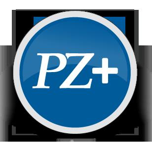 PZ Plus Logo